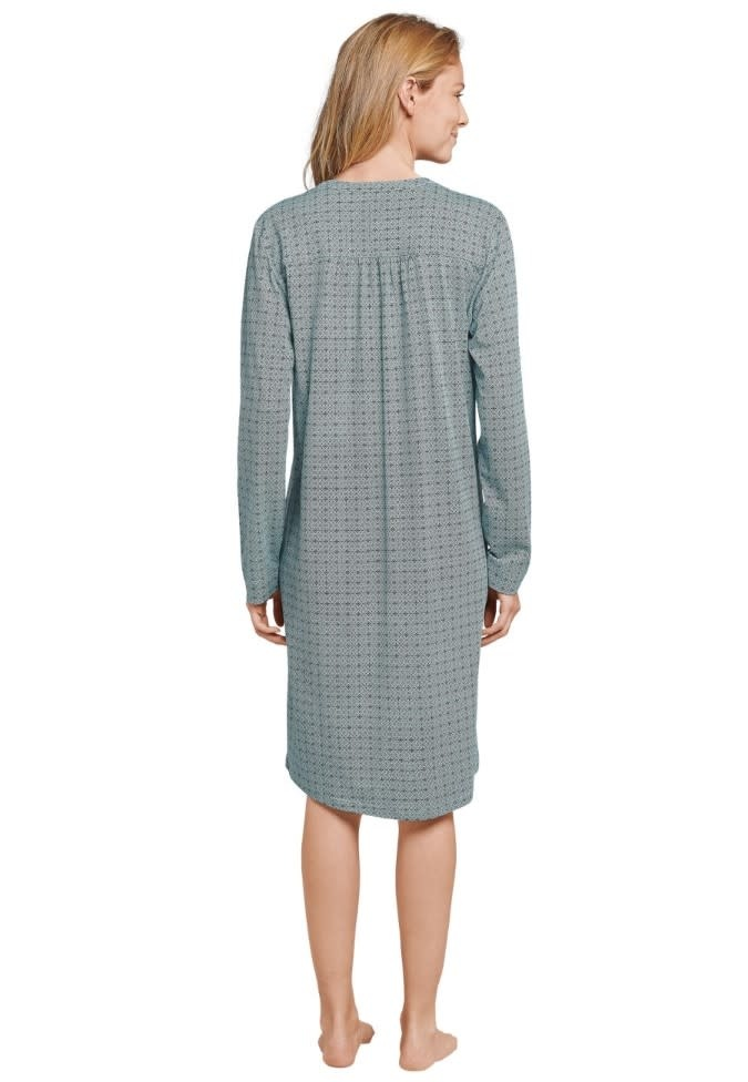 Nachthemd lange mouw 167635-2