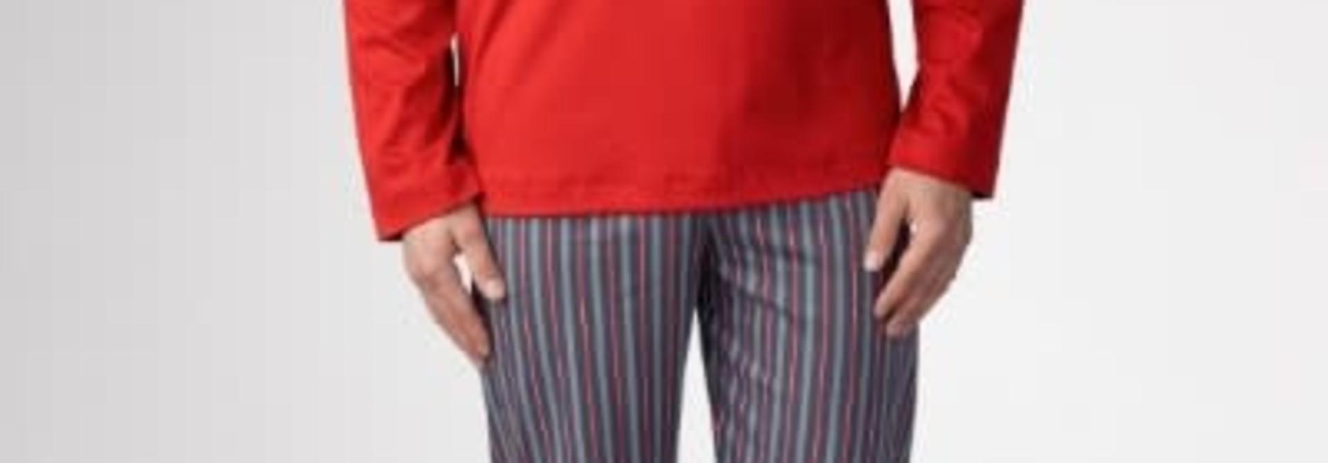 Pyjama lange mouw 26681 - mt. 54