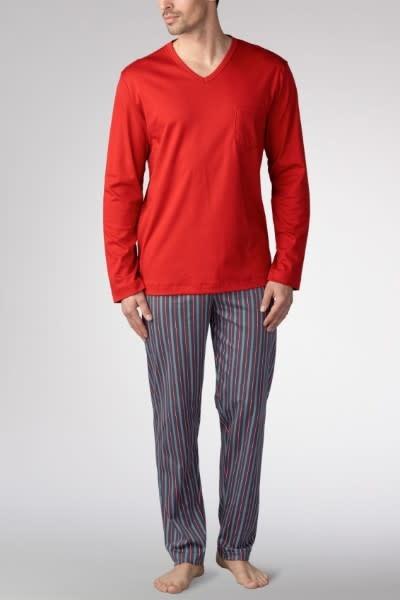 Pyjama lange mouw 26681 - mt. 54-1