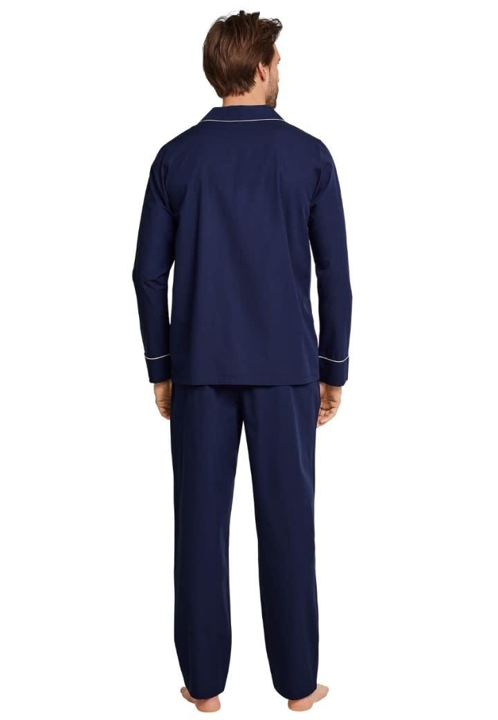 Pyjama met knopen lange mouw 163702-2