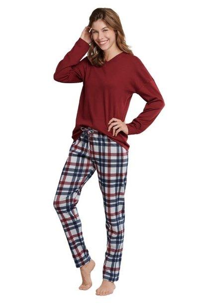 Pyjama lange mouw 168871 mt 44