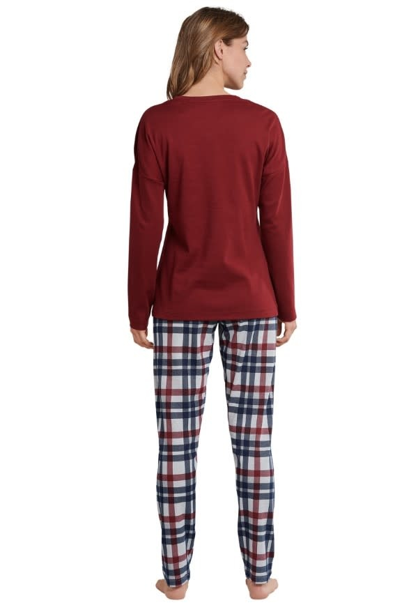 Pyjama lange mouw 168871-2