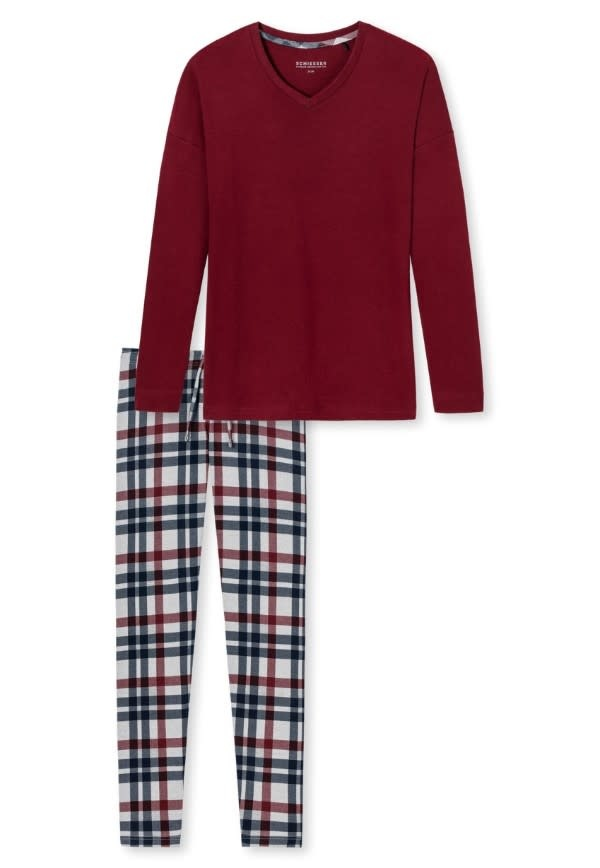 Pyjama lange mouw 168871-3