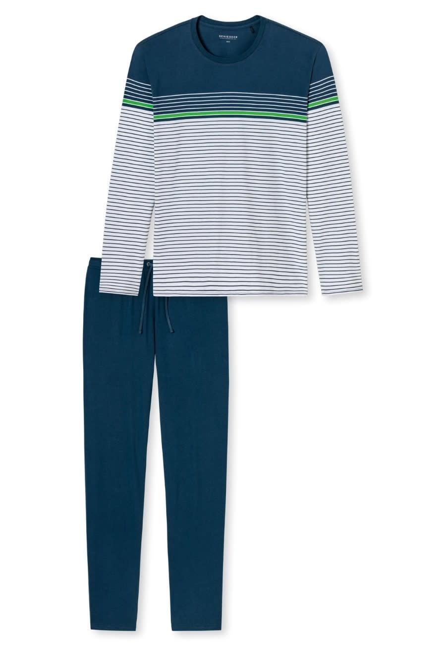 Pyjama lange mouw 168155-3