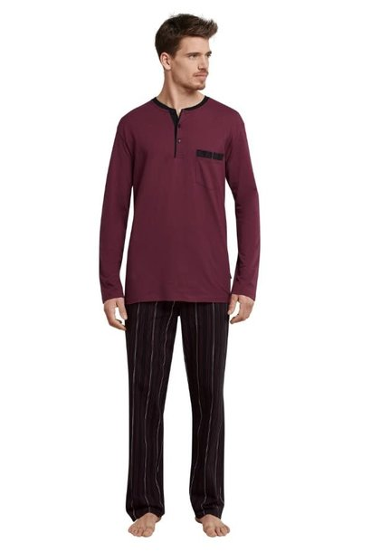 Pyjama lange mouw 168128 - mt. 52, 58