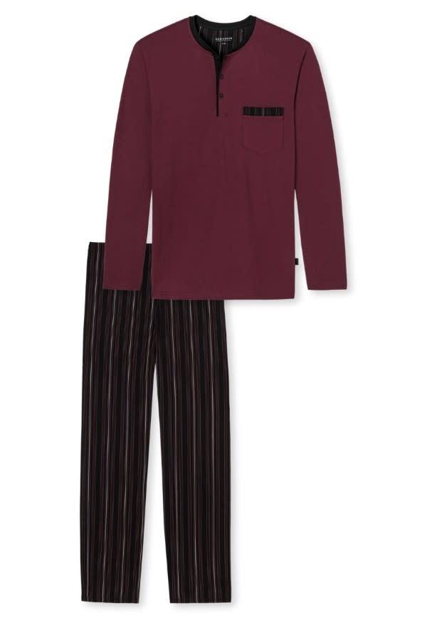 Pyjama lange mouw 168128-4
