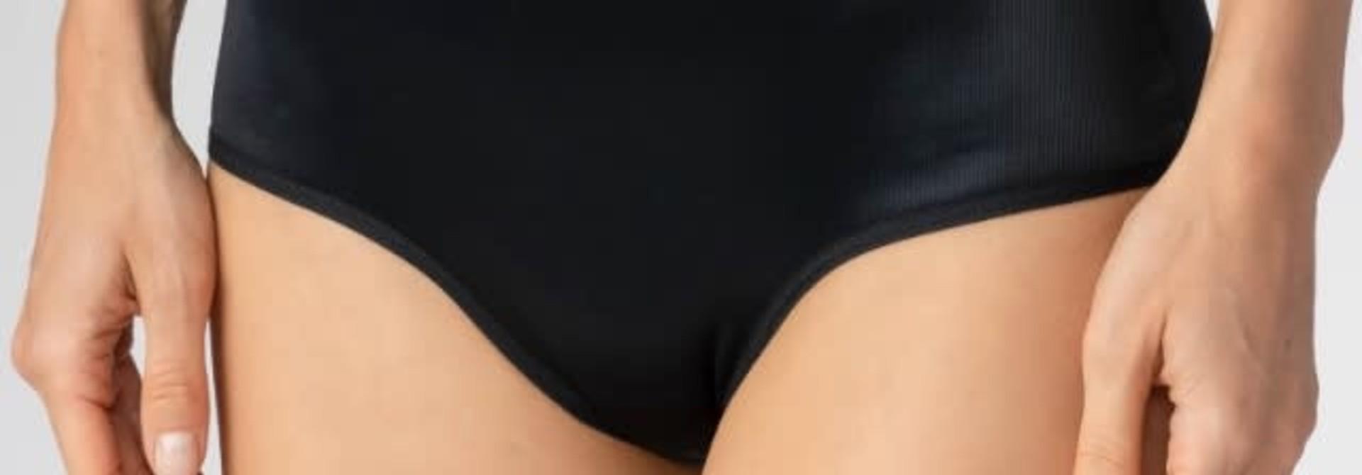 Corrigerende Highwaist slip Cocoon 49348 - zwart