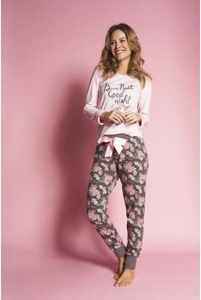 Pyjama lange mouw Bonne Nuit 33100