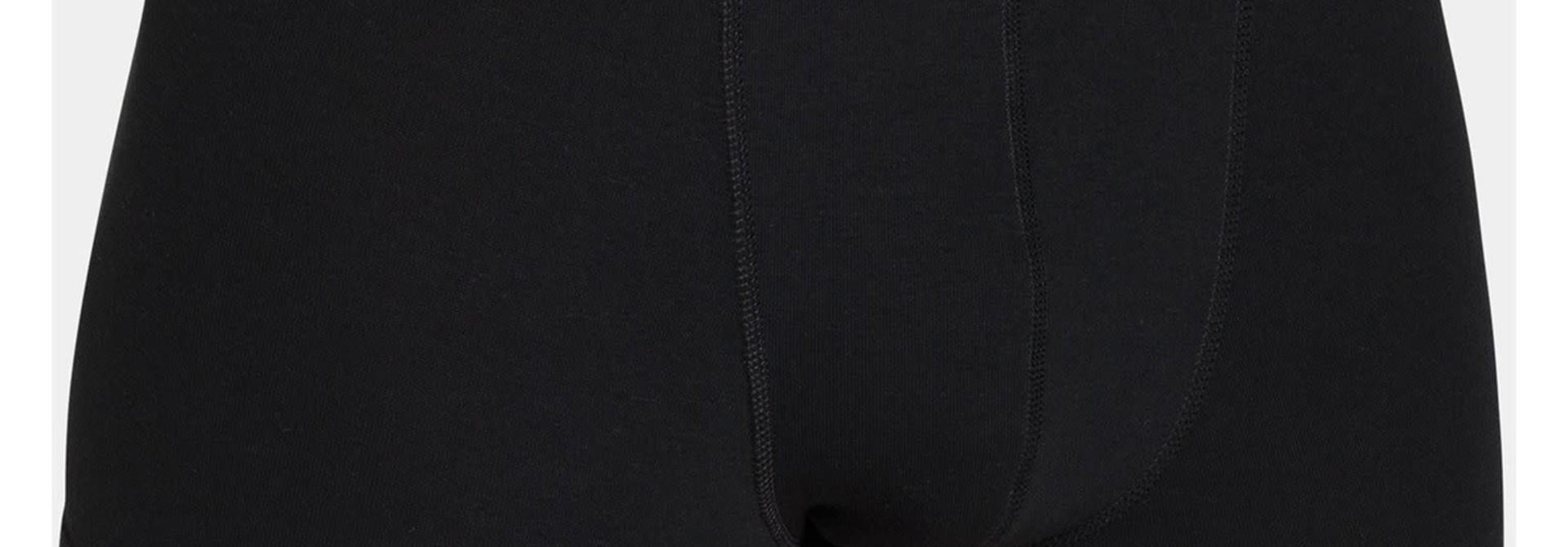 Short Basic 10004753 - zwart