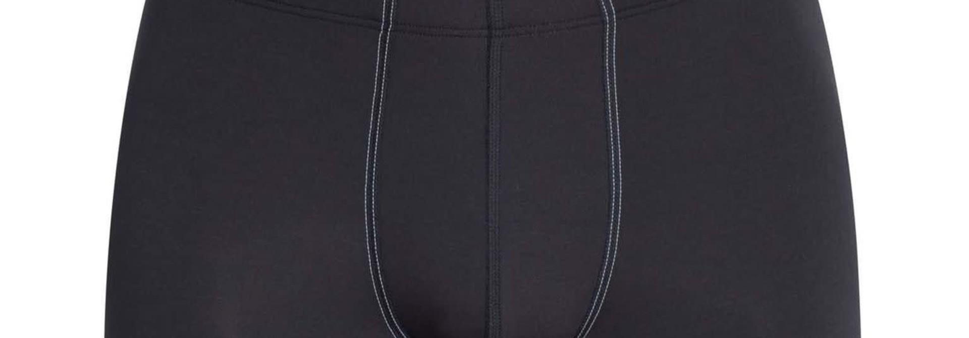 Short Basic Soft 10167209 - zwart