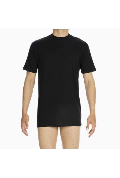 T-Shirt hoge boord Harro 405508 - zwart