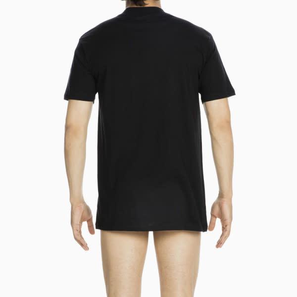 T-Shirt hoge boord Harro 405508 - zwart-2