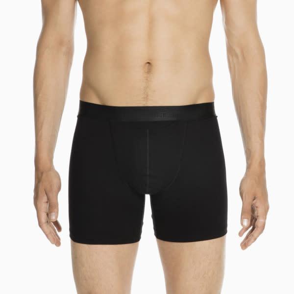 Short Long HO1 Basic 359519 - zwart-1