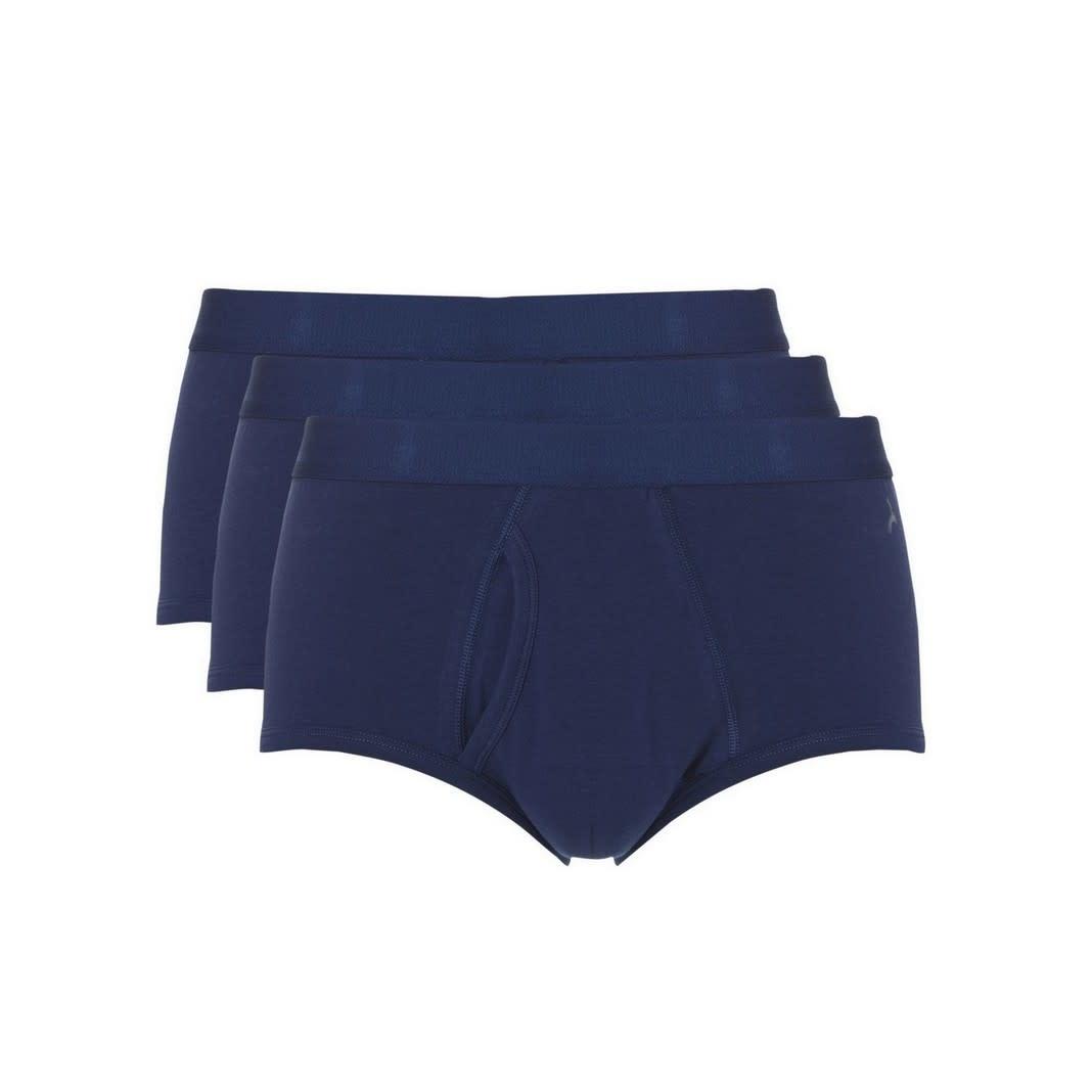 Slip met gulp Basic 3-Pack 30221 - blauw-1