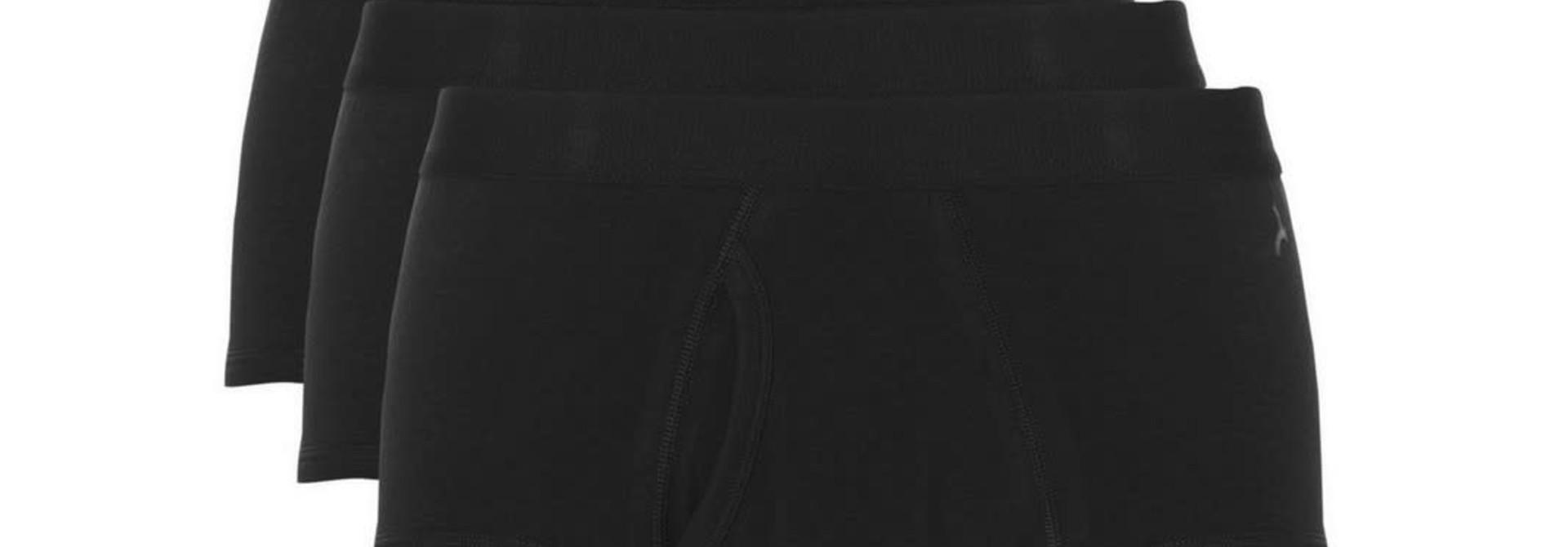 Slip met gulp Basic 3-Pack 30221 - zwart