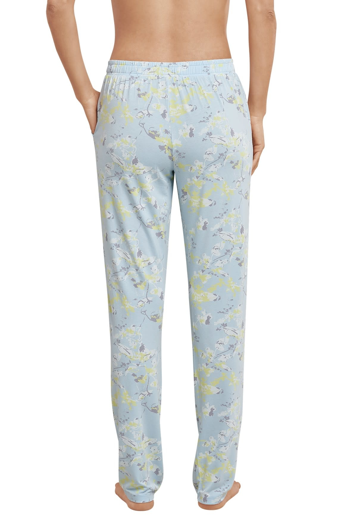 Pyjamabroek Mix & Match 169517 - lichtblauw-2