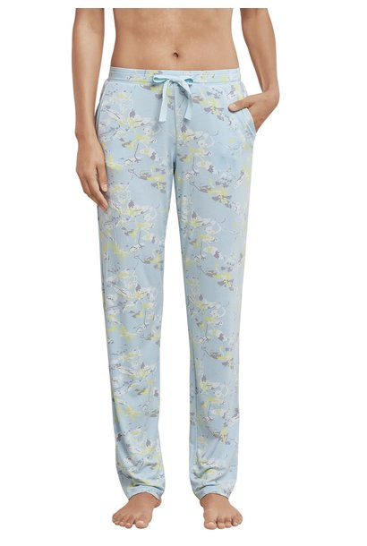 Pyjamabroek Mix & Match 169517 - lichtblauw