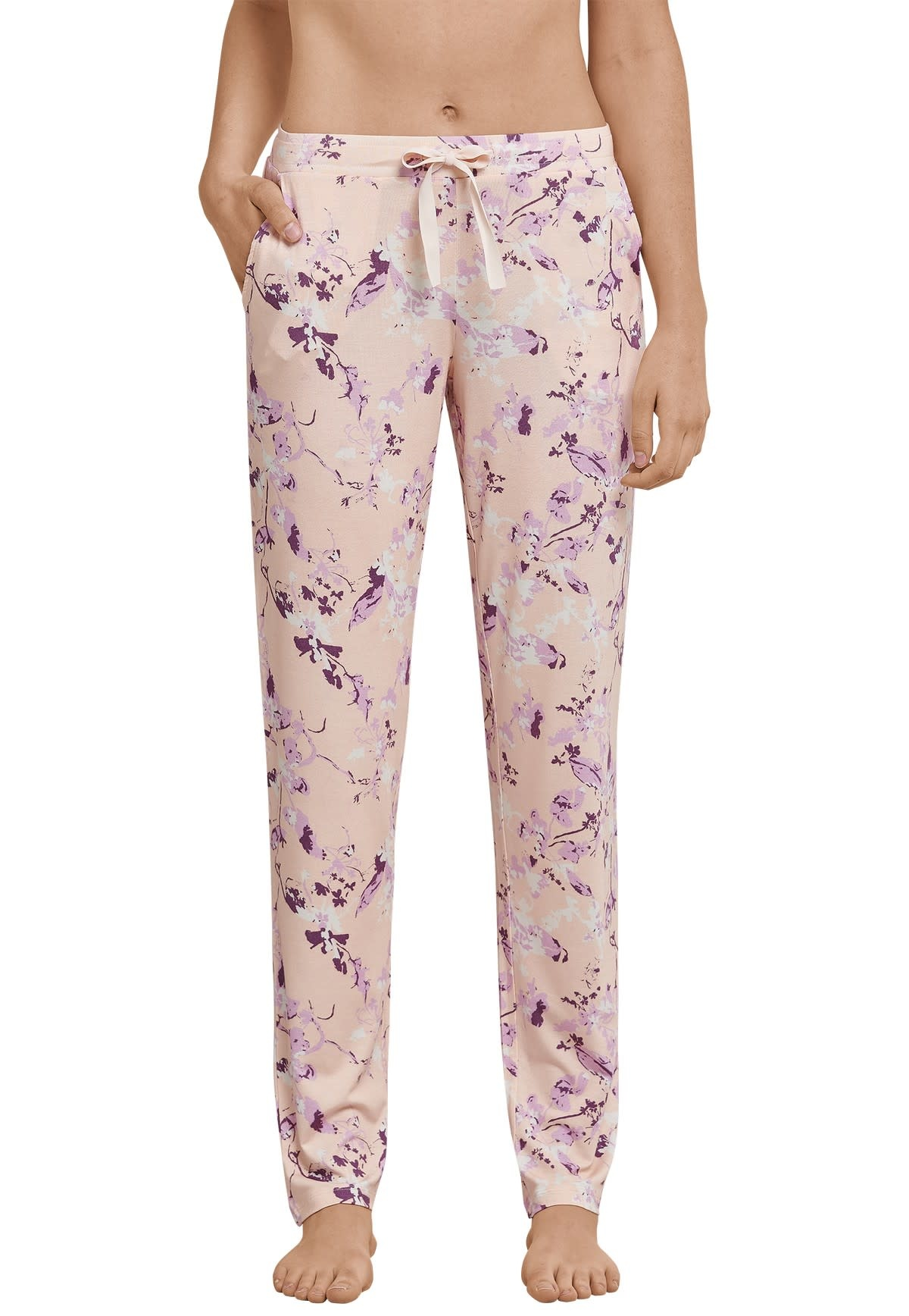 Pyjamabroek Mix & Match 169517 - roze-1
