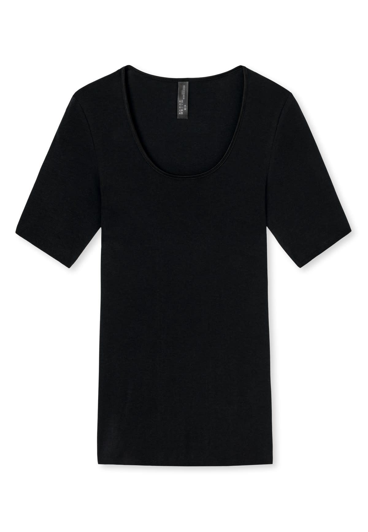 T-shirt Luxury 200764 - zwart-3