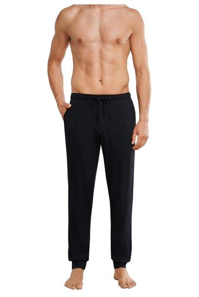 Pyjamabroek Mix & Match 163839 - zwart