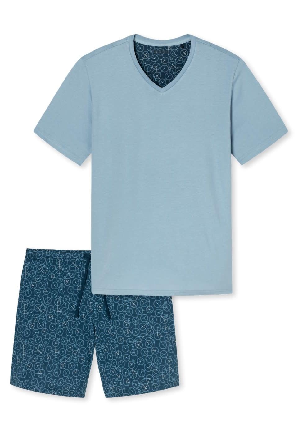 Pyjama korte mouw 169918-2