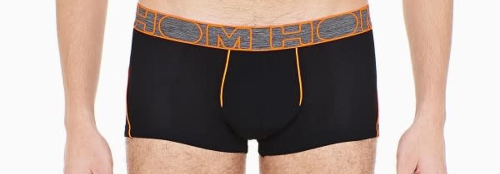 Short Bodyfit 401549 - zwart