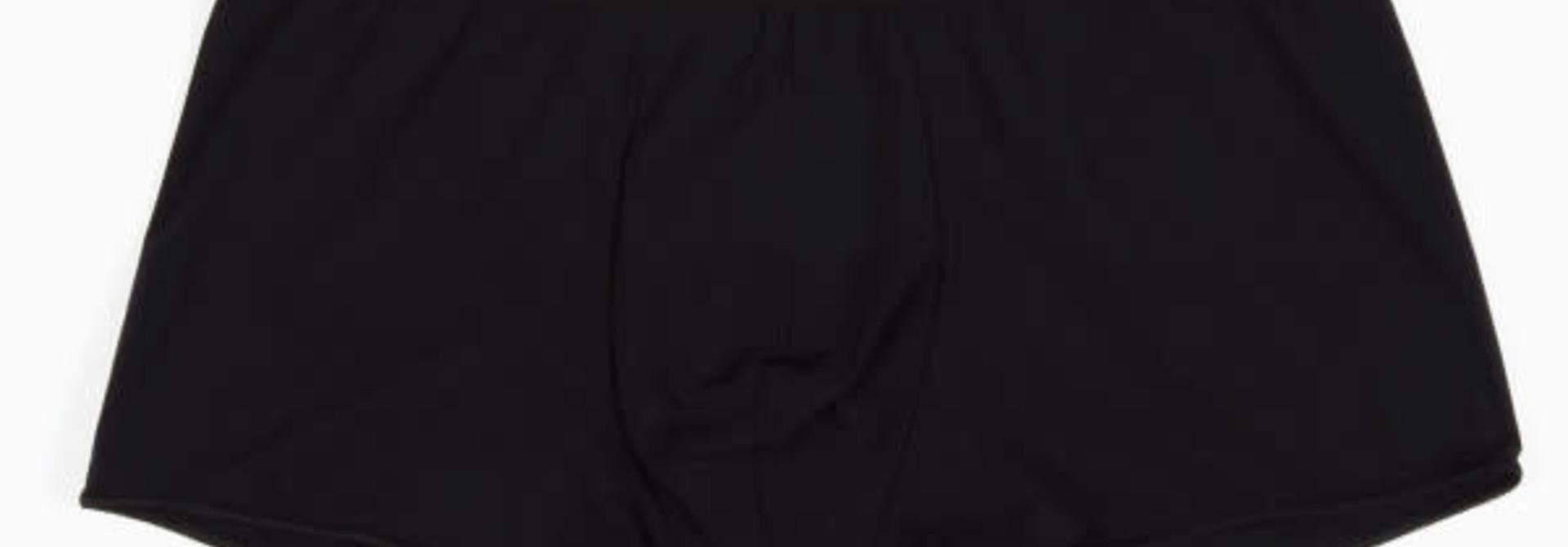 Short Plumes 404755 - zwart