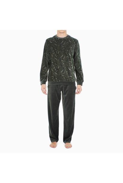 Pyjama lange mouw Foliage 401454