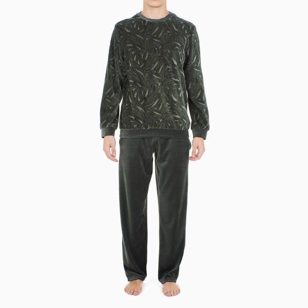 Pyjama lange mouw Foliage 401454-1