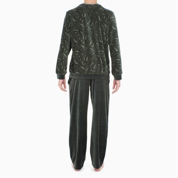 Pyjama lange mouw Foliage 401454-2