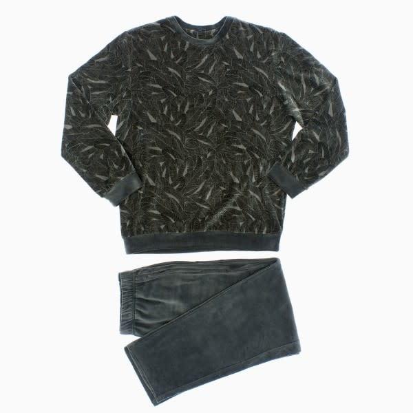 Pyjama lange mouw Foliage 401454-3