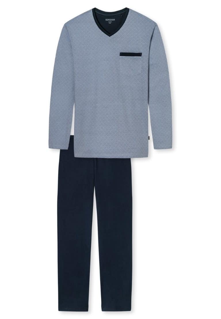 Pyjama lange mouw 163637-3