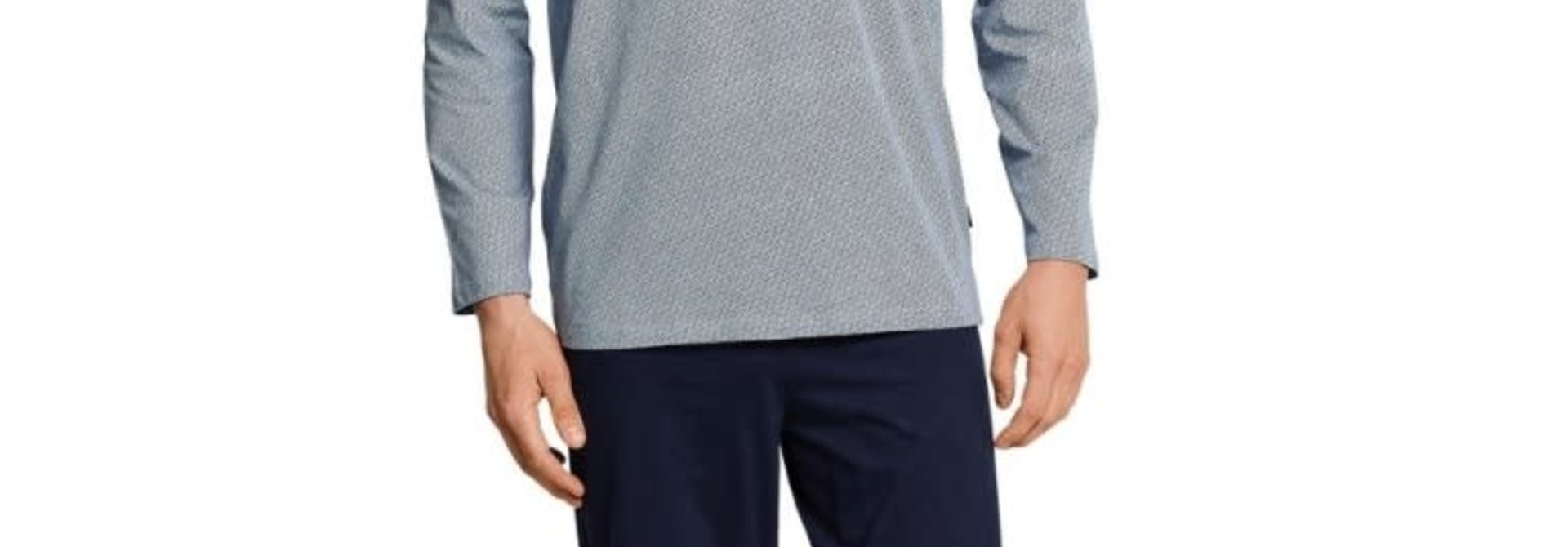 Pyjama lange mouw 163637