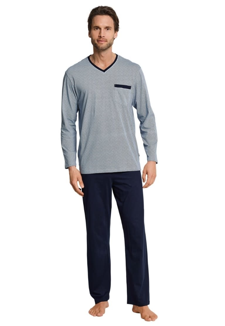 Pyjama lange mouw 163637-1