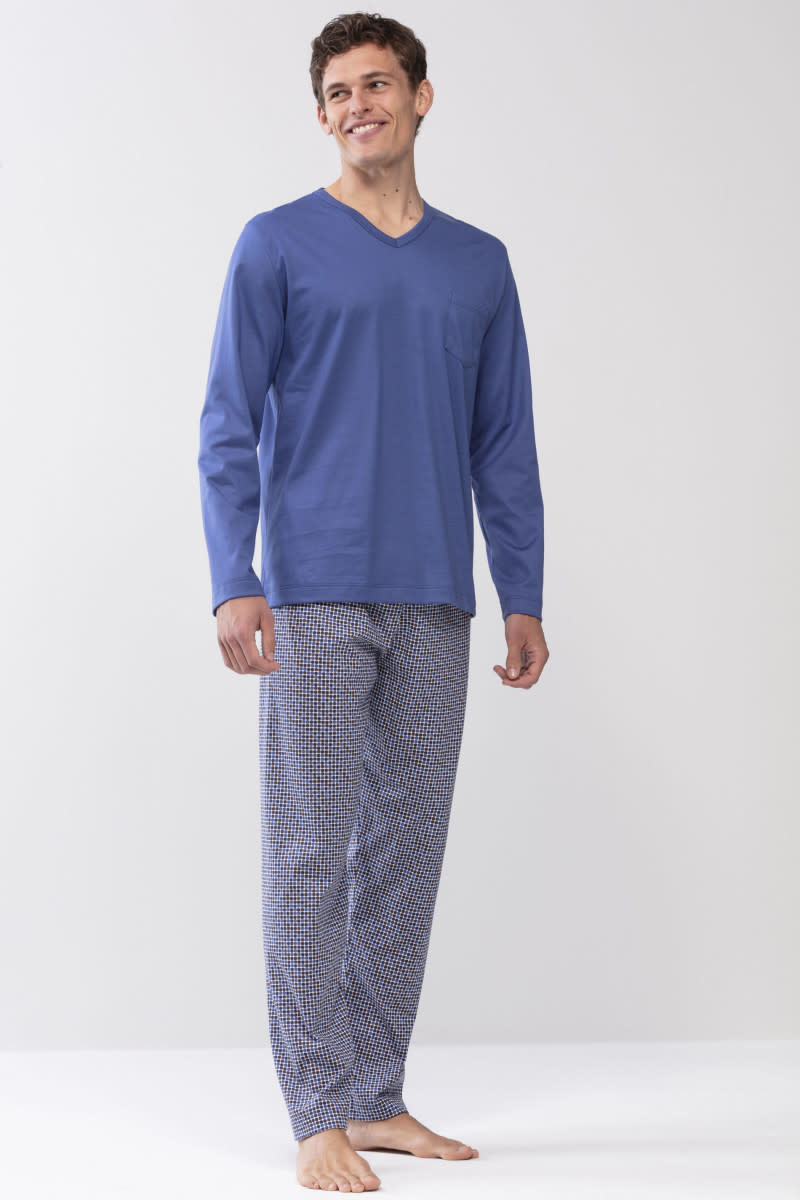 Pyjama lange mouw Mallow 72581-1