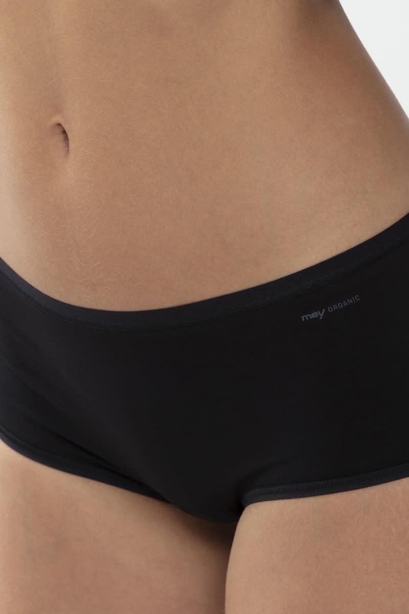 Panty Organic 29817 - zwart-3