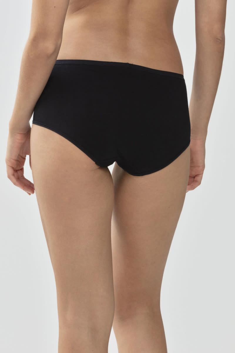 Panty Organic 29817 - zwart-2