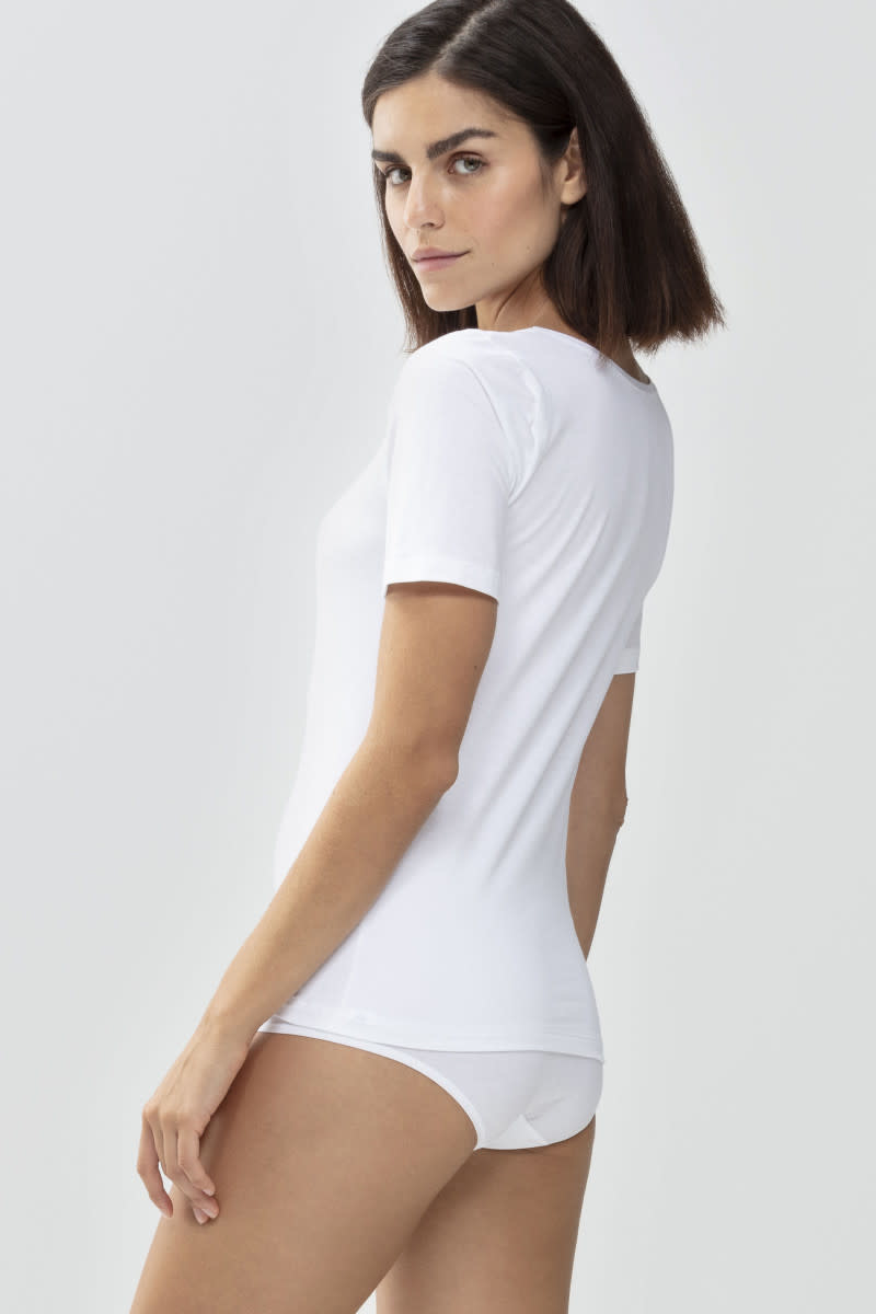 T-shirt Organic 26815 - wit-2