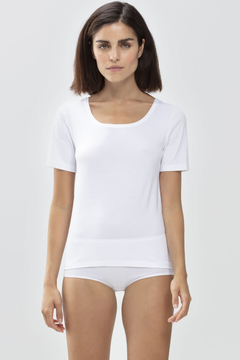 T-shirt Organic 26815 - wit-1
