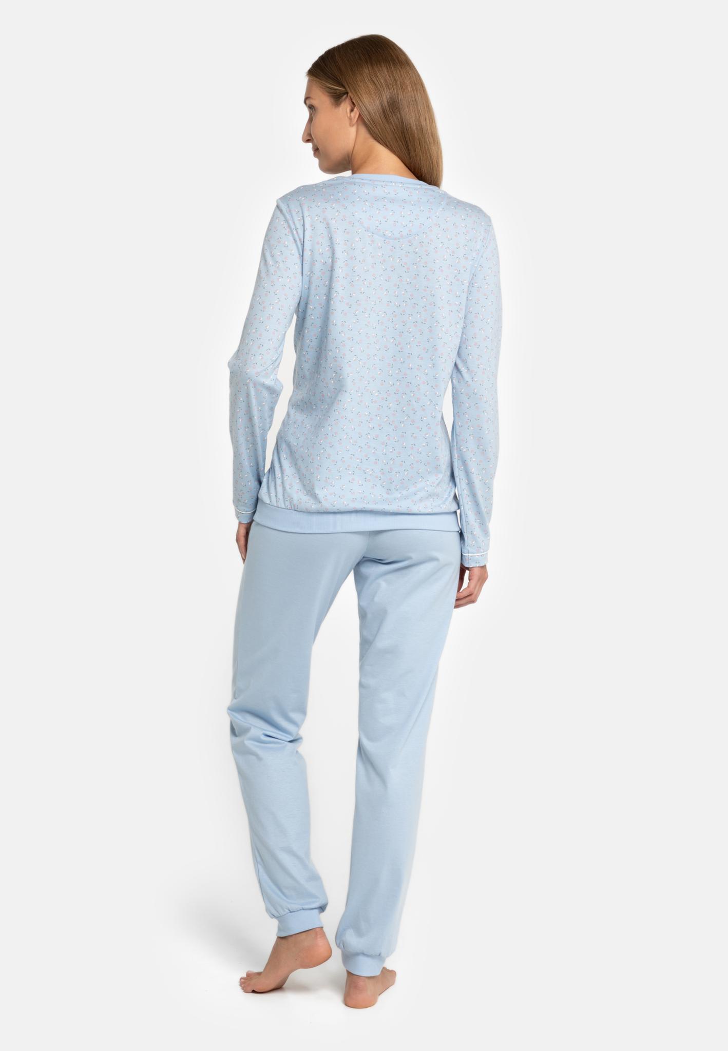 Seidensticker Pyjama lang 174050-2