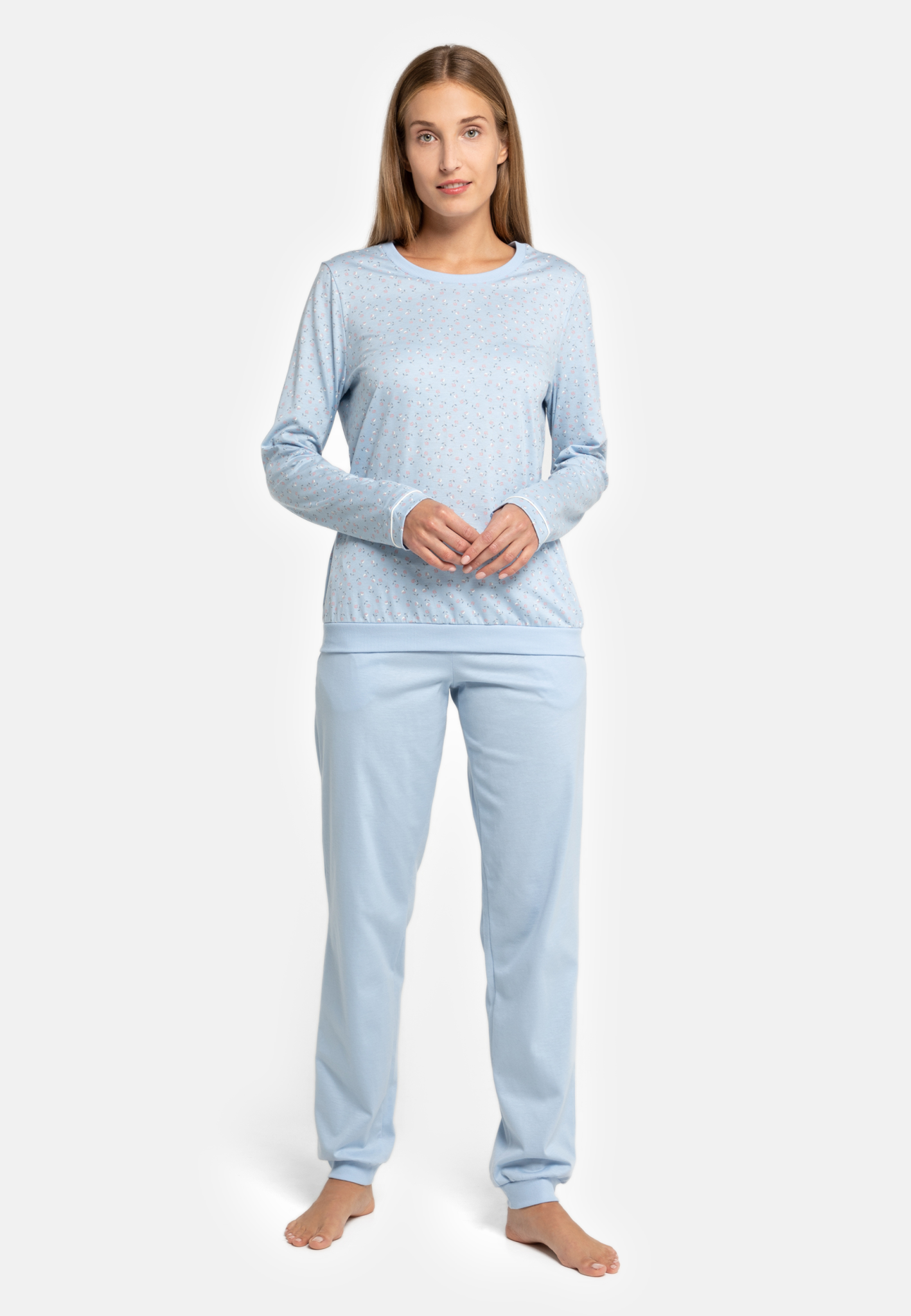 Seidensticker Pyjama lang 174050-1
