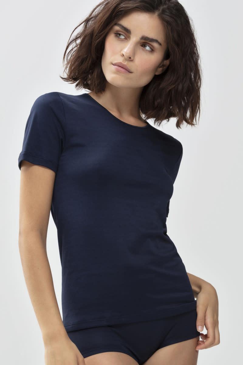T-shirt Emotion 56201 - blauw-1