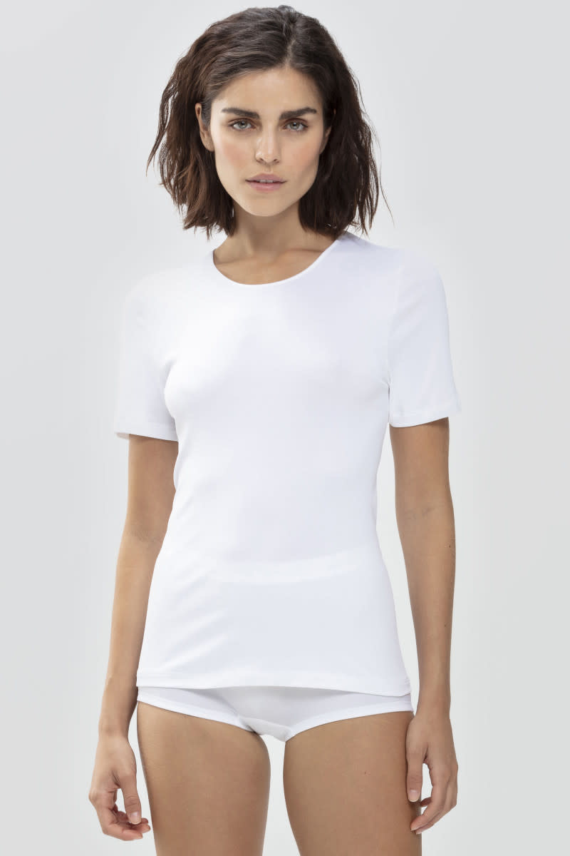 T-shirt Emotion 56201 - wit-1