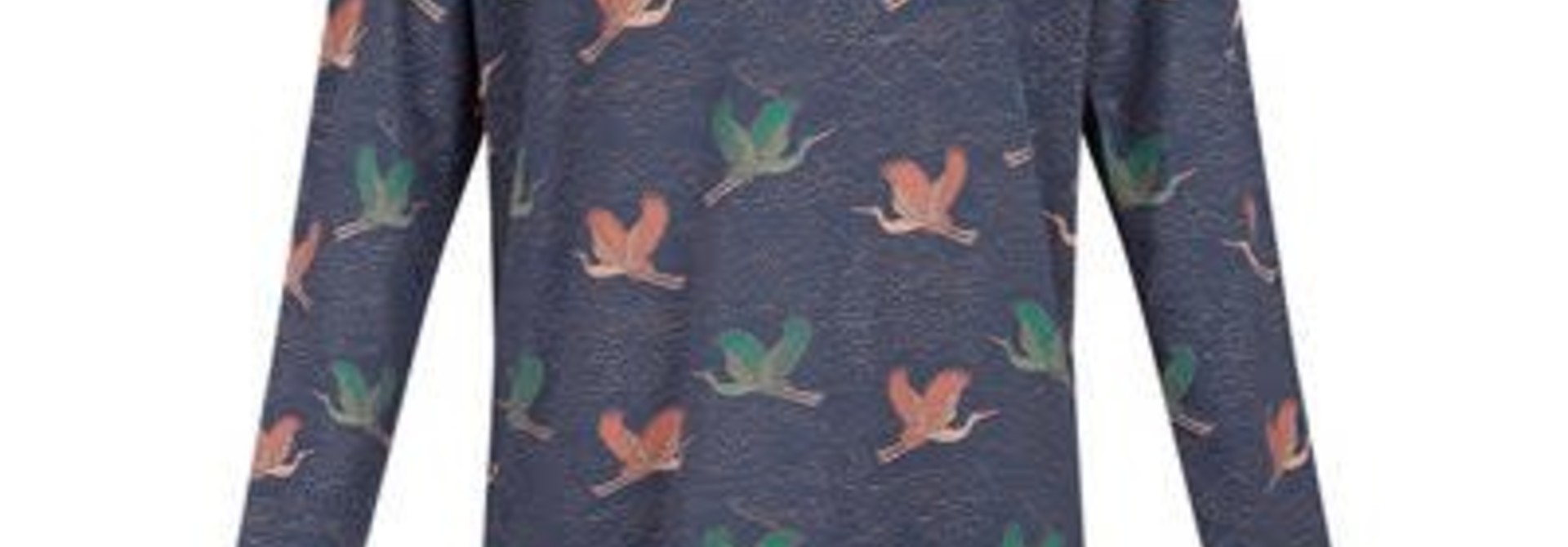 Nachthemd lange mouw 37118