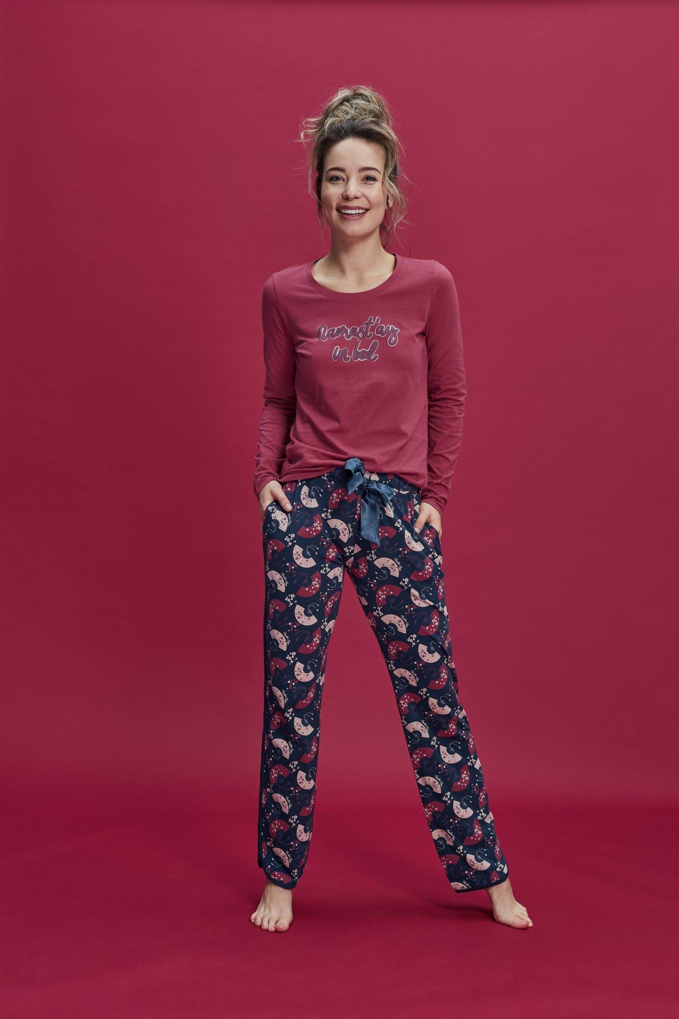 Pyjama lange mouw 37108-1