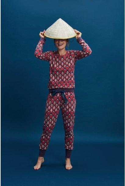 Pyjama lange mouw 37113