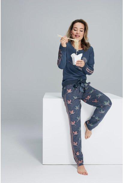Pyjama lange mouw 37120