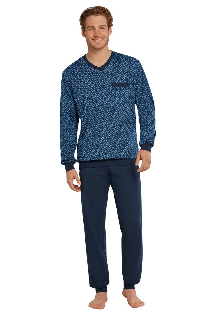 Pyjama lange mouw 171421-1