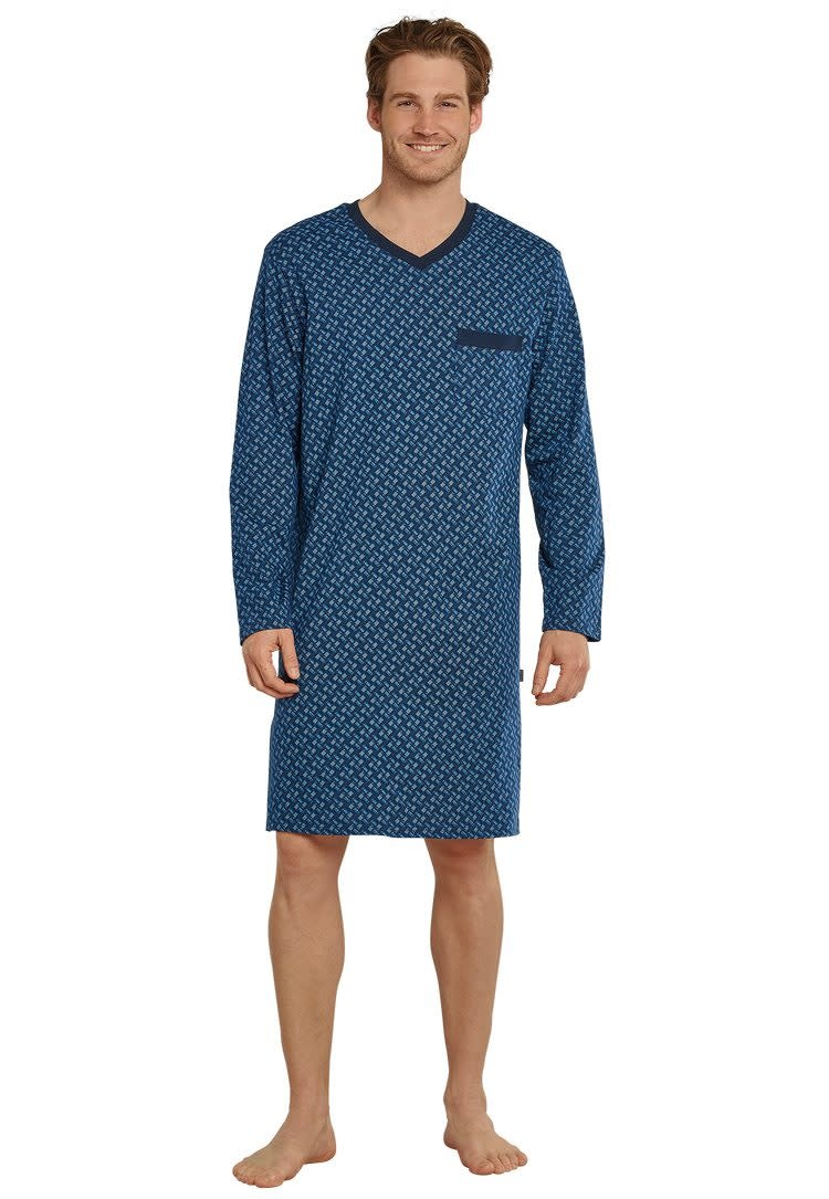Nachthemd lange mouw 171422-1