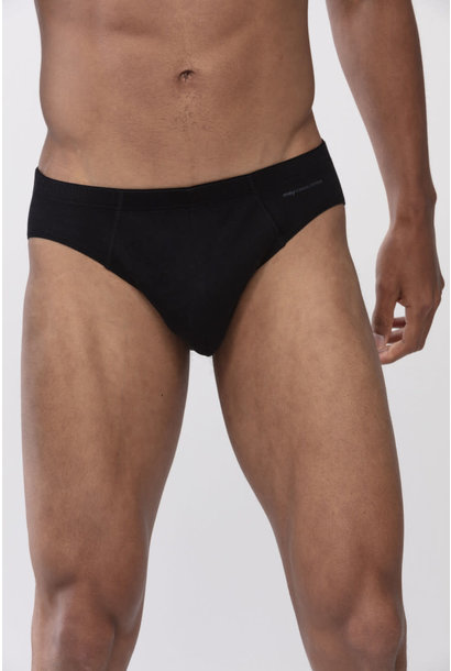 Slip Casual Cotton 49019 - zwart
